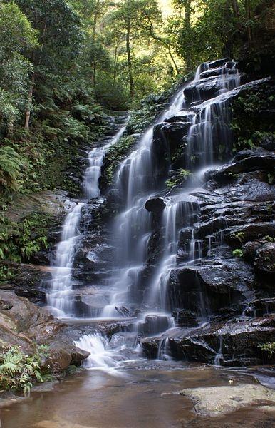 Empress Falls, Blue Mountains Australia