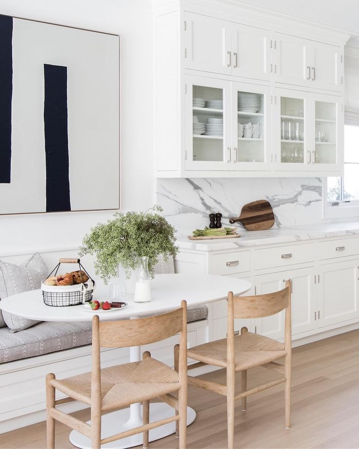 cozinha clean e minimalista ♡