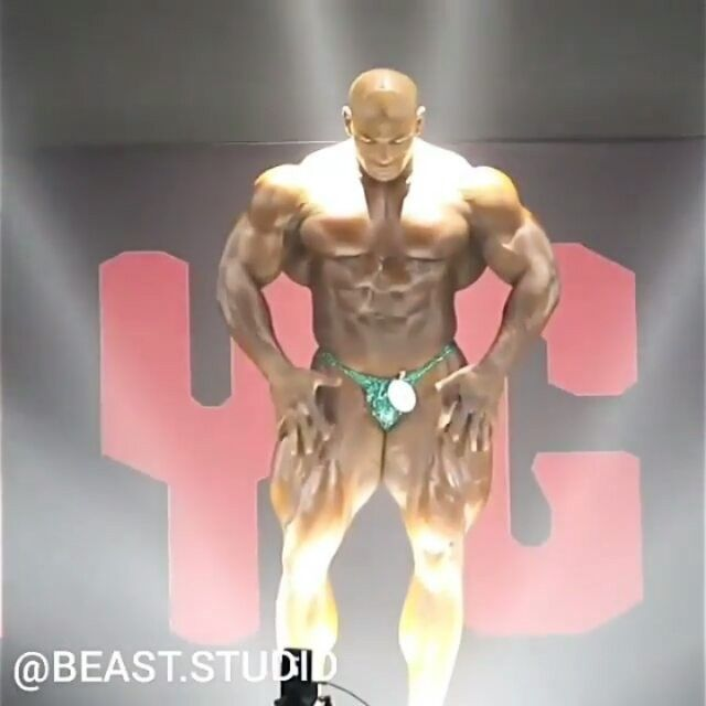 Big Ramy's Posing Routine - Kuwait Pro #bodybuilding #fitness #gym #fitfam #workout #muscle #health #fit #motivation #abs #fitspo