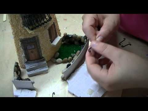 Tutorial tegola 3D casa di città 2 2 - YouTube