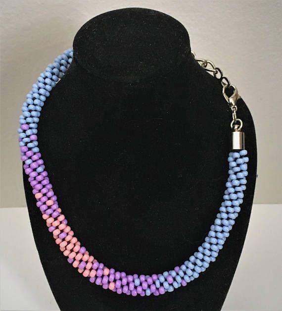 Trans-formation  Lovely Handmade Beaded Bracelet