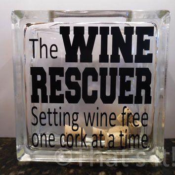Shop Wine Cork Holder on Wanelo