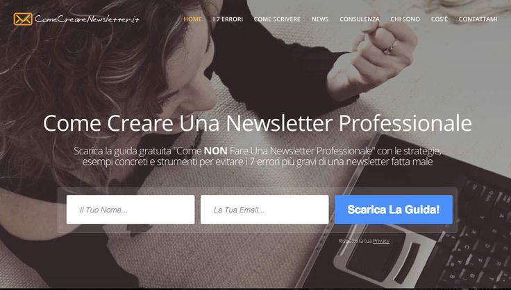 Nicchia: Come creare una newsletter - by Marcello Cosa - www.comecrearenewsletter.it