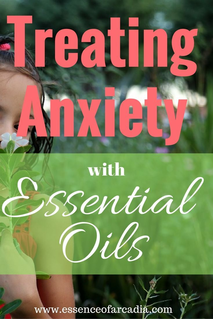 Essential Oils For Mental Health Anxiety Essence Of Arcadia
