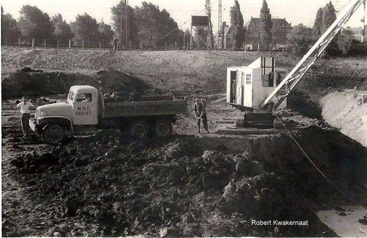 foto van. Robert Kwakernaat. M.N.O Vervat Rotterdam.