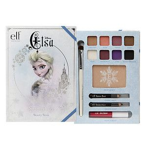 Buy e.l.f. Disney Elsa Snow and Ice Beauty Book with free shipping on orders over $35, low prices & product reviews   drugstore.com