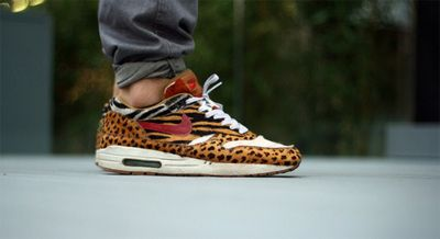 Air Max 1 - Supreme Pack x