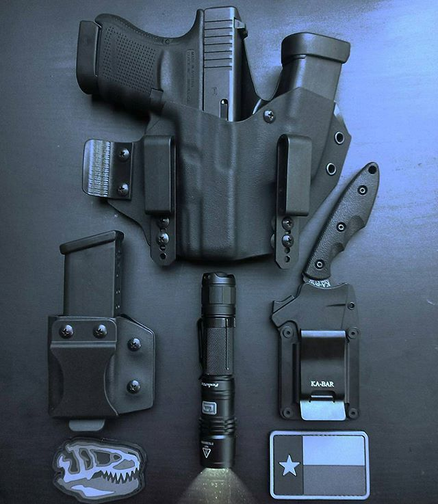 @Regrann from @tx_noviskiii - @glockinc G30 in @trexarmskydex Sidecar Appendix…