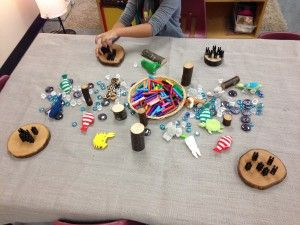 Opal inspired story workshop in Richmond, BC