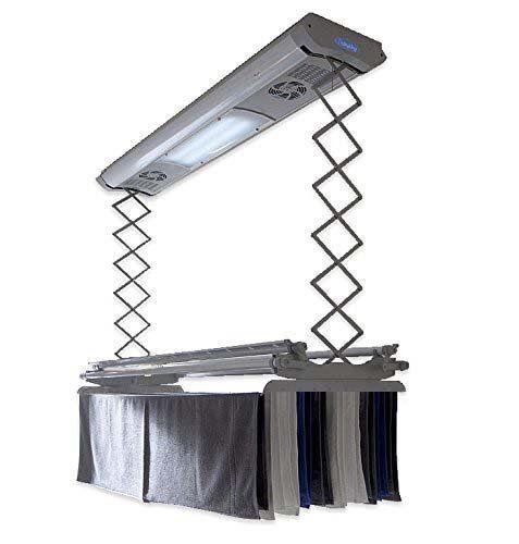 Etendoir plafond motorisé Foxydry