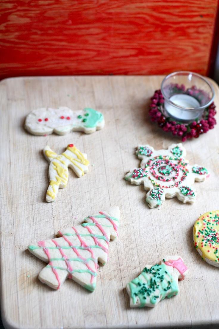 Mr. Cookie Baker's (Vegan) Cookies: Christmas Cookies, Vegans Christmas, Christmas Eve, Vegans Sugar Cookies, Cookies Recipes, Christmas Sugar Cookies, Vegans Recipes, Christmas Ideas, Cookies Baker
