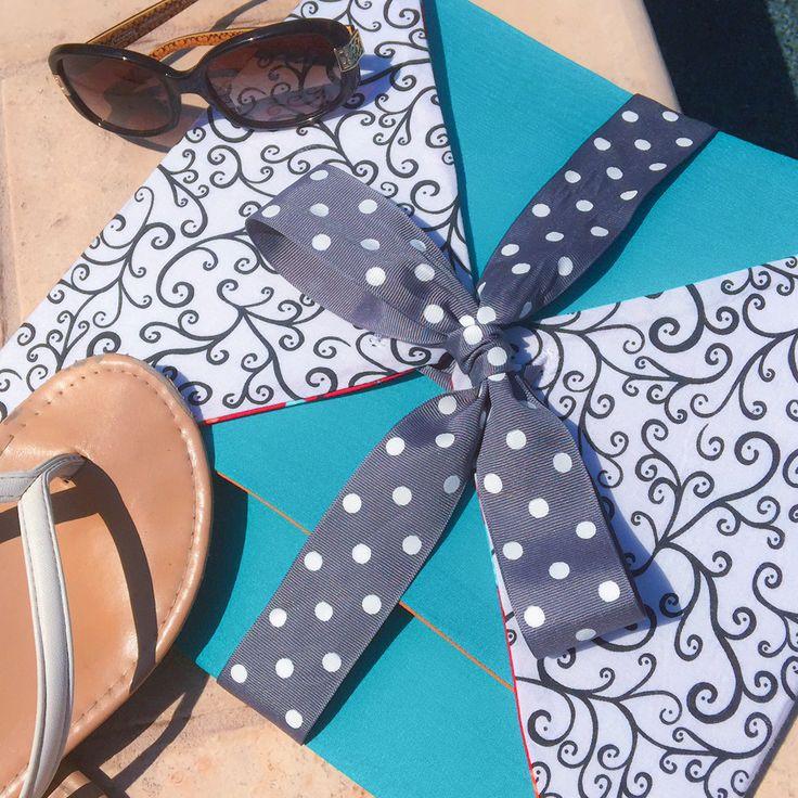 Sheer Wrap - Peaceful Mermaid Wrap by VIDA VIDA 6o9Qm2ETX