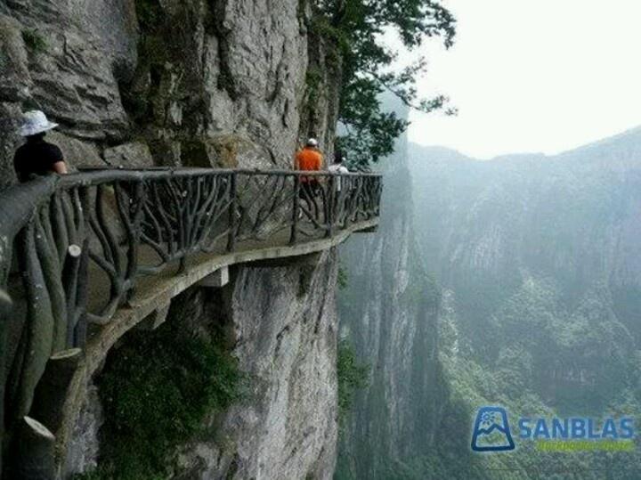 Inca trail!