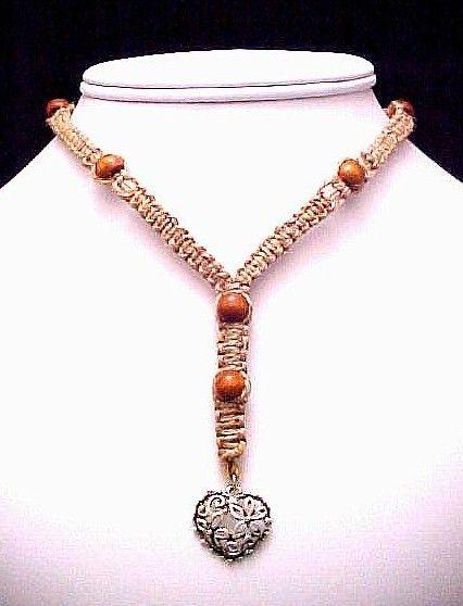 FREE PATTERN LINKS - Hemp Jewelry Shop - Hemp Necklaces,Hemp