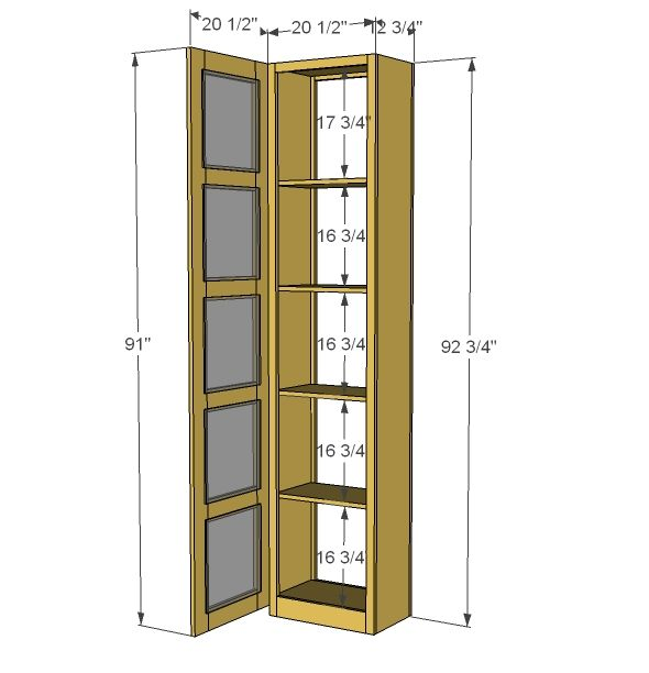 Garden tool storage cabinet plans woodworking projects Cabinets plans