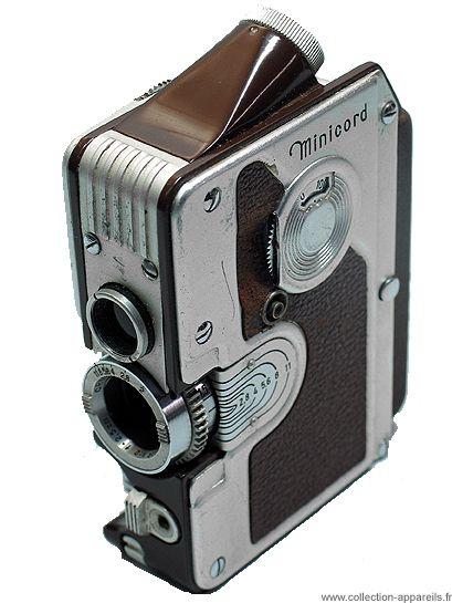 Goerz Autriche Minicord III
