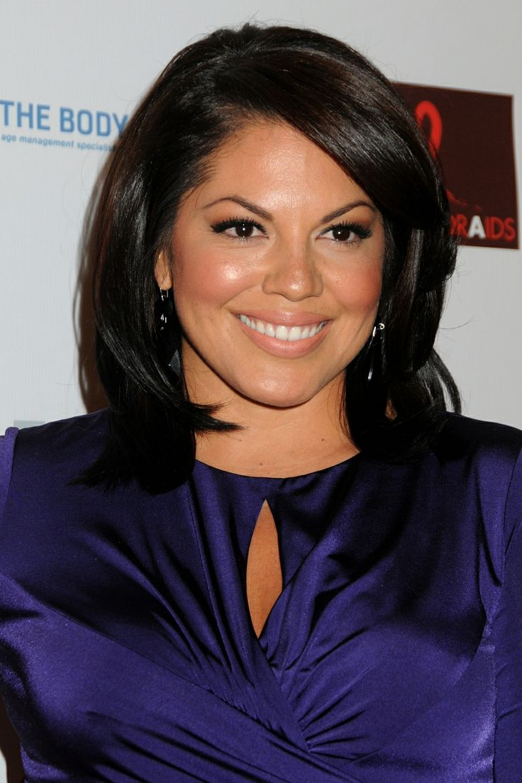 Inspiration: Sara Ramirez Natural Makeup