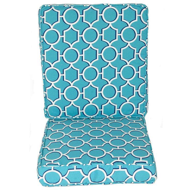 Gavin Spice 2 Piece Deep Seat Cushion