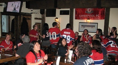 All Habs Hockey Party