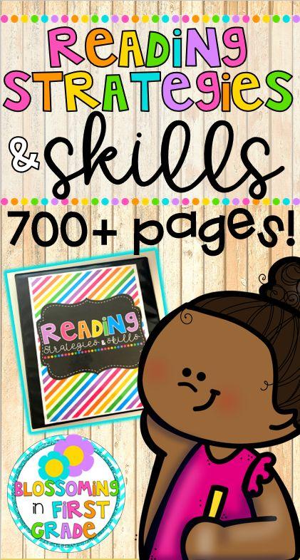 Reading Strategies and Skills BUNDLE