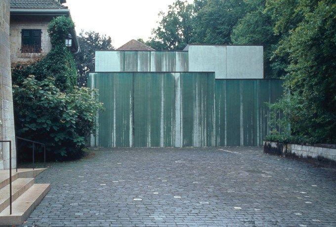 Gigon guyer architects oscar reinhart collection for Greentown villas 1 extension