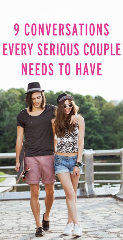 How to move from casual dating to serious relationship