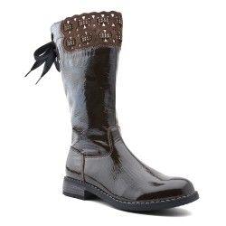 Black girls boots