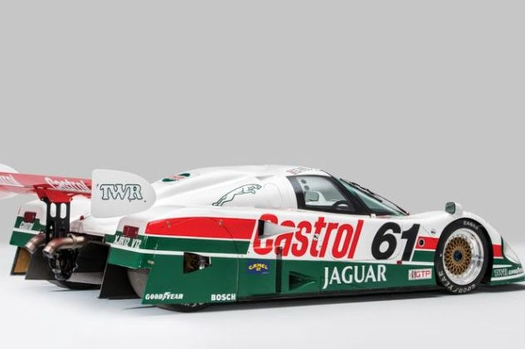 Jaguar XJR-9 - Le Mans winner after 30 years of waiting