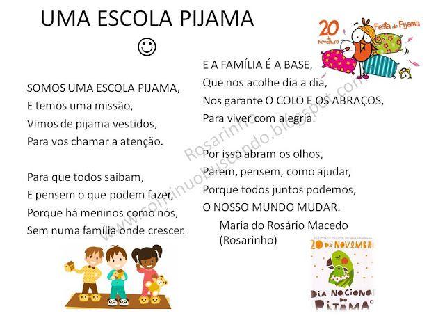 Continuo buscando...: Dia Nacional do Pijama