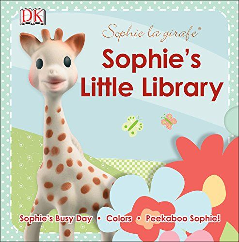 DK Discovery Day ~ Sophie's Little Library ~ GIVEAWAY!