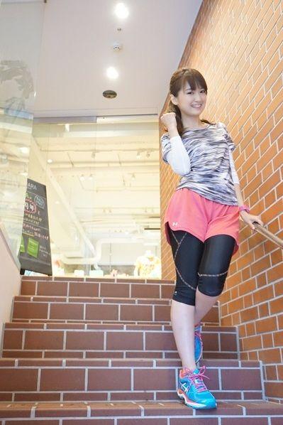 AneCanランニング部 花岡維生 #anecan #run #running #cordinates #ootd #outfits