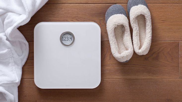 Fitbit.com Aria scale works with your fitbit and fitbit app to track your weight and body composition...great for monitoring weight loss!!