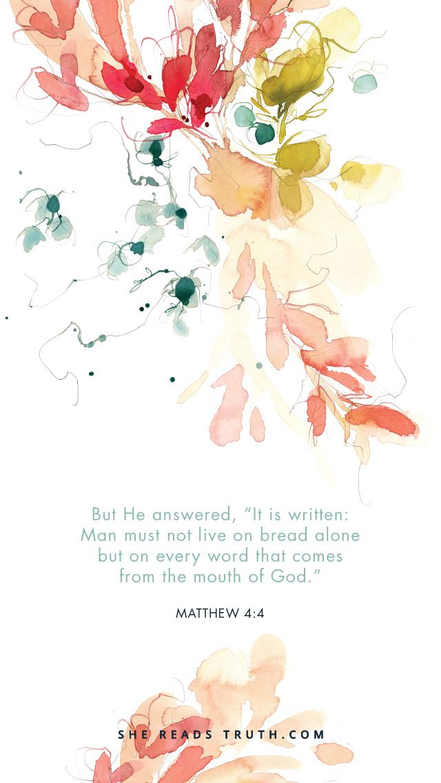 Day 12 of the Lent 2016 reading plan from She Reads Truth | Weekly Truth