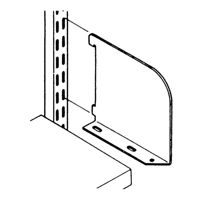 Spur Shelving - Shelf Ends (Pairs)
