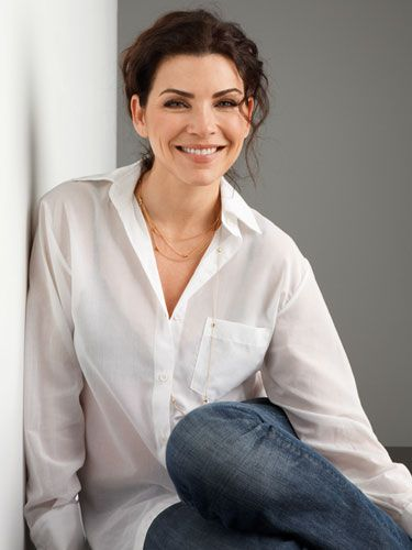 Julianna Margulies Interview - Julianna Margulies on The Good Wife TV Show - Redbook