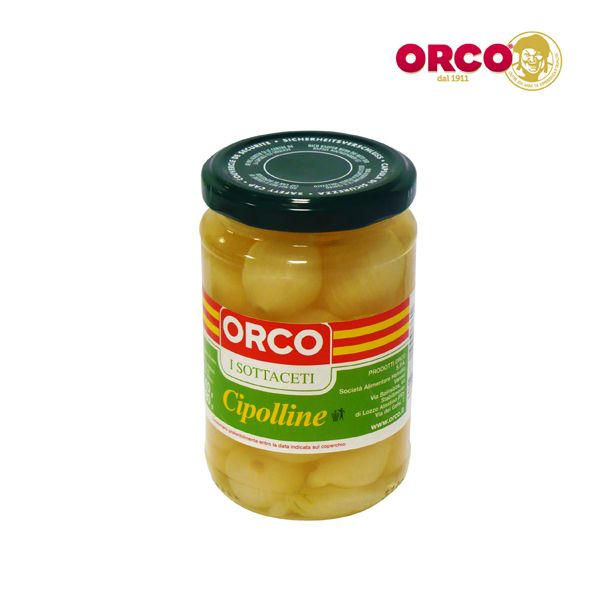 Sfiziose e saporite cipolline sottaceto, ideali come antipasto. Conf. ml.310 a solo € 0,89!!!