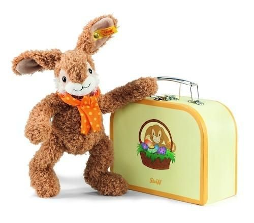 7 best easter gift ideas images on pinterest easter gift gift jolly the steiff bunny comes with his very own suitcase httpwww negle Gallery