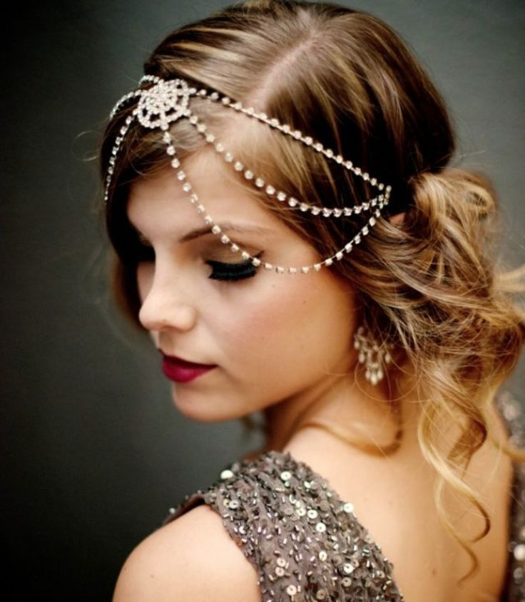 Great Gatbsy headpiece. love the beads