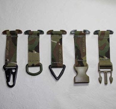 Engranaje táctico y militar Ropa Noticias: Intelligent Armour MOLLE Conectores