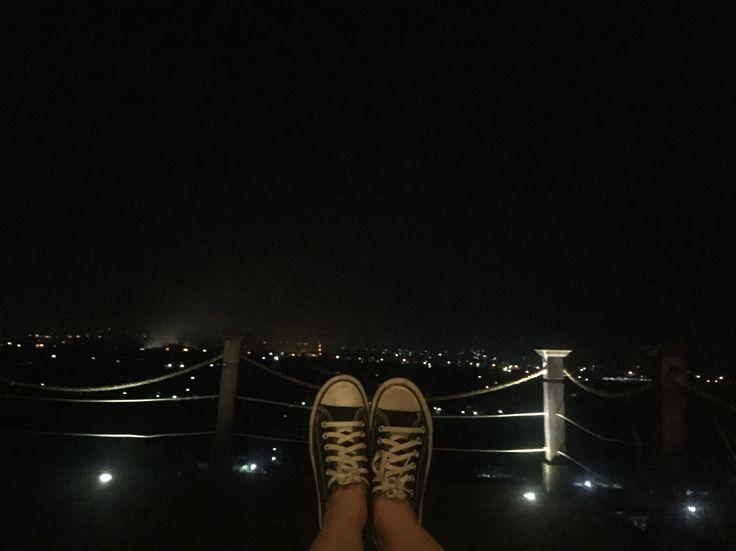 Stargazing , Abhayagiri Resto Yogyakarta - Indonesia