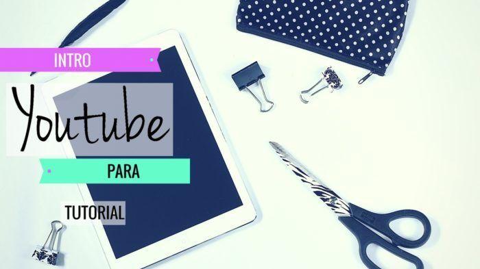 CREAR INTROS PARA VIDEOS DE YOUTUBE (SONY VEGAS)