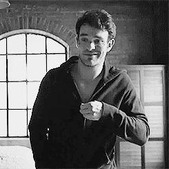 Matt Murdock aka Daredevil...bad ass yet adorable ;)