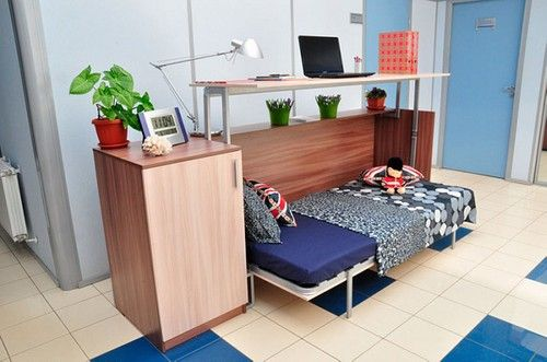 17 Best Space Saving Furniture Ideas For Small Apartments: 17 Best Ideas About Convertible Furniture On Pinterest