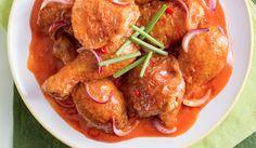 Creamy Chicken | Del Monte Philippines http://www.delmonte.ph/kitchenomics/recipe/creamy-chicken