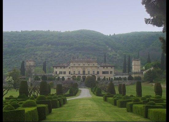 Allegri Arvedi Villa Garden (Grezzana, Italy)