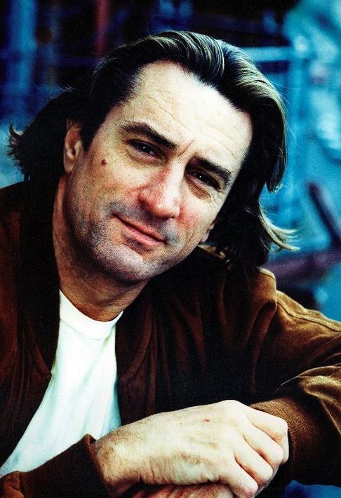 Robert DeNiro - a while back
