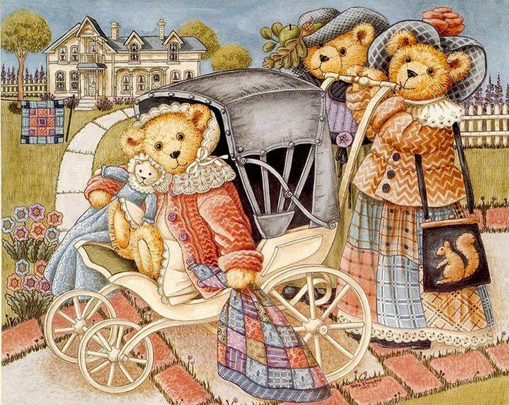 Nita Showers  — Teddy Bear   (800x636)