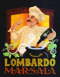 Poster Lombardo Marsala