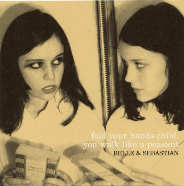 my favorite album covers: Belle and Sebastian.