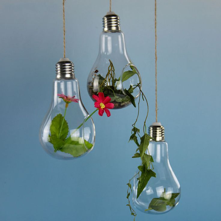 1000+ Ideas About Hanging Vases On Pinterest